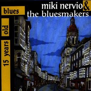 miki nervio - 15 years old blues
